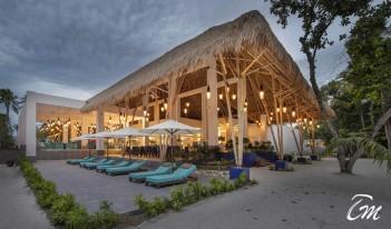 Aqua Restaurant Front View