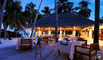 Ayada Maldives dining Magu Restaurant