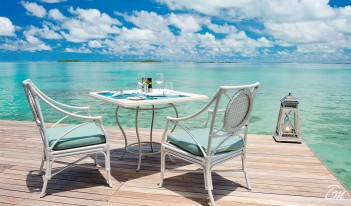 Ayada Maldives Dining Ocean Breeze Restaurant Beach