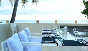 Ayada Maldives Dining Ocean Mizu View