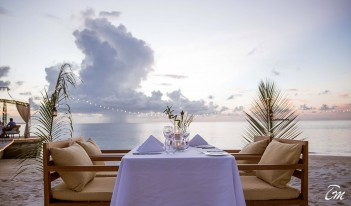 Ayada Maldives dining Sea Salt Restaurant