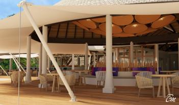 Cinnamon Hakuraa Huraa Maldives - Manzaru Restaurant