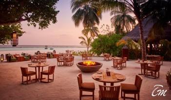 Constance Halaveli Maldives - Meeru Restaurant