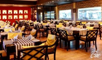 Adaaran Prestige Vadoo - Farivalhu Fine Dinning Restaurant