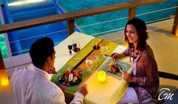 Angsana Velavaru Maldives - IN-VILLA DINING