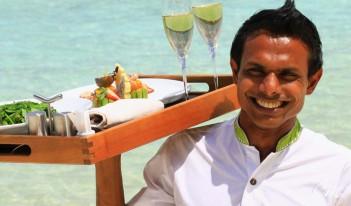 Kurumba Maldives - In-Villa Dining
