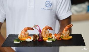 Malahini Kuda Bandos Resort - Inroom Dining