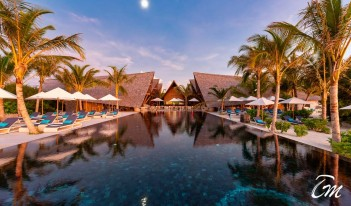 Mövenpick Resort Kuredhivaru Maldives - Latitude 5.5
