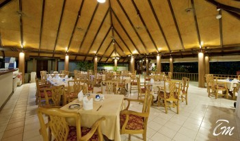 Dhaavani Coffee Shop - Paradise Island Resort Maldives