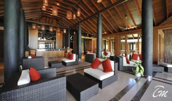Lagoon Restaurant Interior- Paradise Island Resorts Maldives