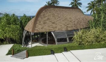 The Dhoni Restaurant - Park Hyatt Hadahaa Maldives