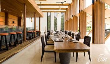 The Dining Room Restaurant Park Hyatt Maldives