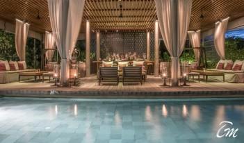 The Bar at Park Hyatt Hadahaa Maldives