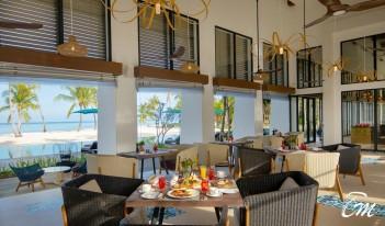 Pullman Maldives Maamutaa Resort - Mélange