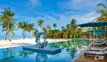 Pullman Maldives Maamutaa Resort - The Hub