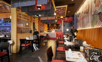 Hotel RIU Palace Maldives - Yu Hi Japanese Restaurant