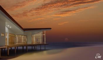 Radisson Blu Resort Maldives - Kabuki