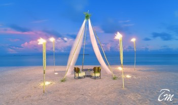 Rahaa Resort Maldives - In-villa and Destination Dining