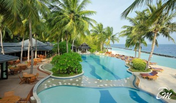 Royal Island Resort and Spa Maldives - Palm Terrace