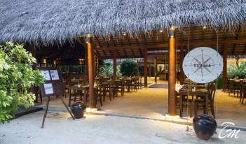 Summer Island Maldives - Samuga Restaurant