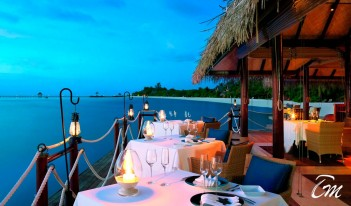 Taj Exotica Resort and Spa, Maldives - Deep End Restaurant