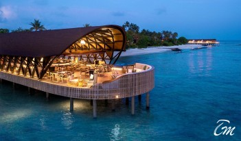 The Westin Maldives Miriandhoo Resort - The Pearl Japanese Restaurant