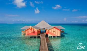 The Standard Huruvalhi Maldives - BERU BAR