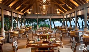 Amaany Restaurant - Vakkaru Maldives