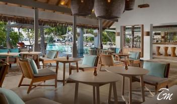 Cabana Restaurant - Vakkaru Maldives