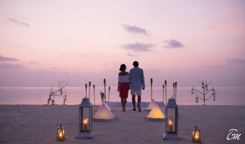 Anantara Dhigu Maldives Resort - Dining by Design