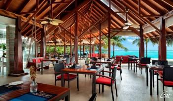 Anantara Dhigu Maldives Resort - Fushi Café