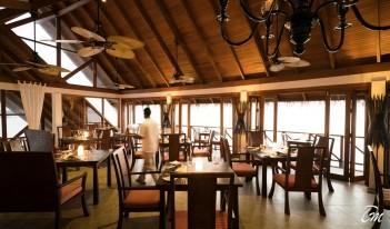 Anantara Dhigu Maldives Resort - Terrazzo