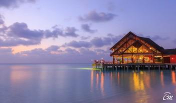 Anantara Dhigu Maldives Resort - Sea.Fire.Salt