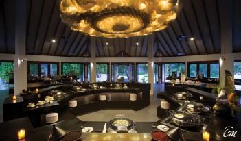Atmosphere Kanifushi Maldives - The SPICE – Our Main restaurant