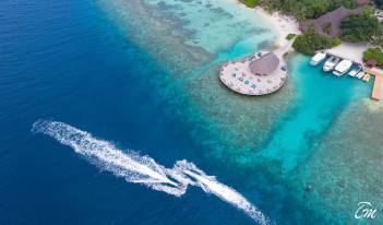 Bandos Maldives Resort And Spa - Huvan