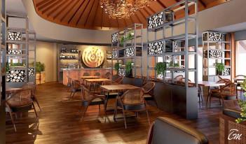 Bandos Maldives Resort And Spa - Grill Bar