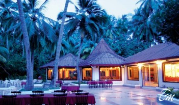 Biyadhoo Island Resort Maldives Palm Restaurant
