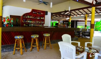 Biyadhoo Island Resort Maldives Coconut Bar