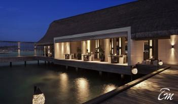 Cheval Blanc Randheli Maldives - Deelani Restaurant