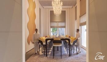 Cheval Blanc Randheli Maldives - La Table de Partage