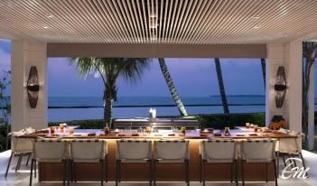 Cheval Blanc Randheli Maldives - Diptyque restaurant