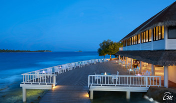 Cinnamon Dhonveli Maldives - Raalhu Bar