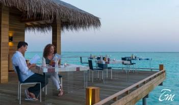 Cocoon Maldives - Manta Restaurant