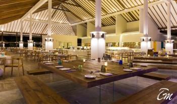 Cocoon Maldives - Octopus Restaurant