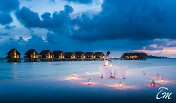 COMO Cocoa Island Maldives - Private Dining