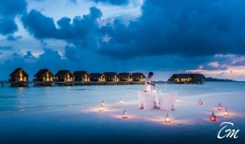 COMO Cocoa Island Maldives - Private Dining