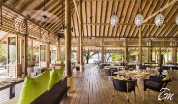COMO Cocoa Island Maldives - Ufaa Restaurant