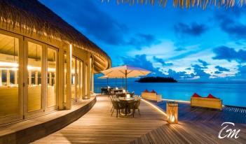 COMO Maalifushi Maldives - Tai Outdoor