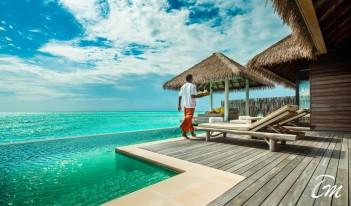 COMO Maalifushi Maldives - In-Villa Dining