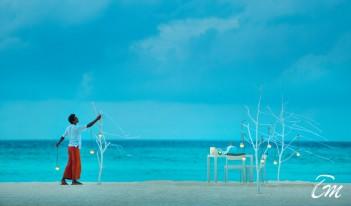 COMO Maalifushi Maldives - Private Dining